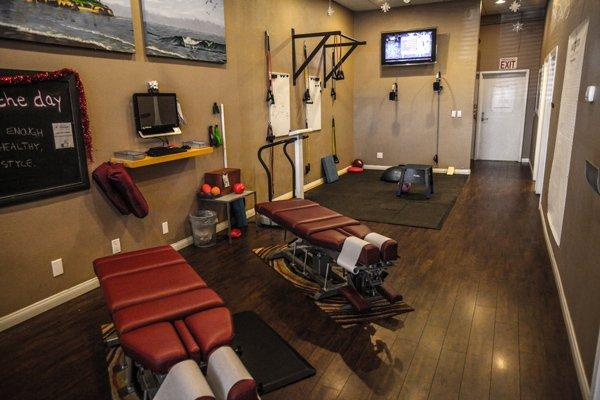 Chiropractor San Diego Office