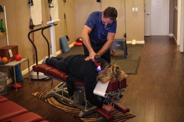 Chiropractor San Diego Adjustment