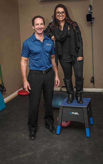 Chiropractor San Diego and Staff Member