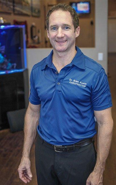 Dr. Brian Austin - Chiropractor San Diego